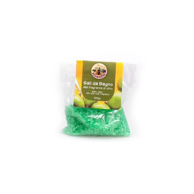 Sali da bagno all 39 olio d 39 oliva saporischitani - Sali da bagno colorati ...