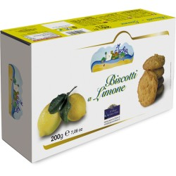 Biscotti al Limone 400 gr