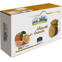 Biscotti all'arancia 200 gr