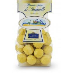 Mimose ripiene di Limoncello