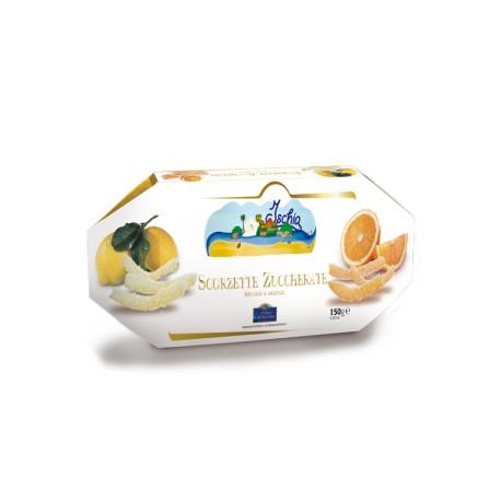 Scorzette Arancia e Limone
