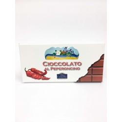 Cioccolato al peperoncino