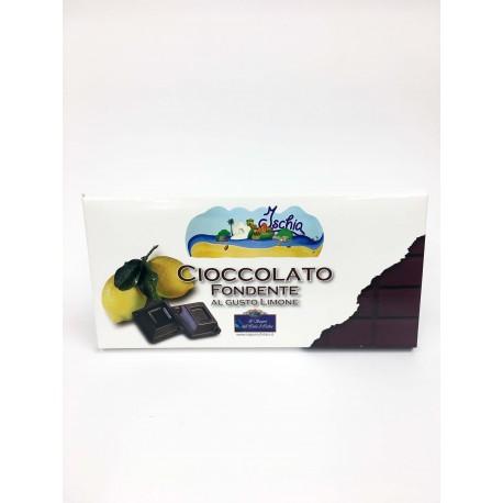 Cioccolato fondente e limone